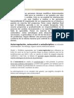 Modelado Autocontrol y Autoinstrucciones BLOGG
