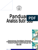 cover 1 Analisis Butir Soal
