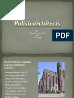 Polish Architects