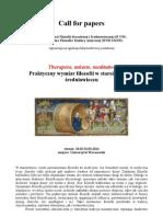 Therapeia, askesis, meditatio. Praktyczny wymiar filozofii w starożytności i średniowieczu