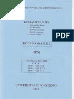 Soal UM UNDIP 2012 IPS.pdf