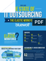 Blue Wolf State of Outsourcing 2013