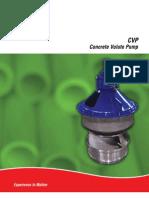 Concrete Volute Pumps