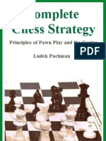 Ludek Pachman - Complete Chess Strategy 2 - Principles of Pawn and the Centre
