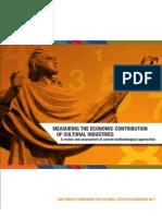 Handbook Economic Contribution Culture