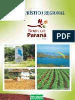 Guia Turistico Parana 2011