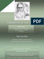 Thales de Milet