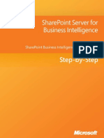 SharePoint Server for Business Intelligence.pdf