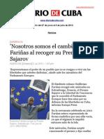 Boletín de Diario de Cuba | Del 27 de junio al 3 de julio de 2013