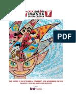 Dossier Prensa XIX Sal¢n del Manga de Barcelona
