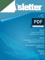 ITLA Newsletter 2013-2