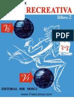 Física recreativa tomo 2 - Y. Perelman