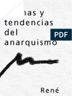 Formas y Tendencias Del Anarquismo - Rene Furth