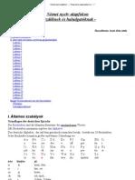 Német nyelv alapfokon kezdoknek webtarrol
