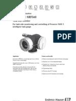 FichaTecnica Promonitor NRF560