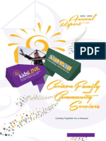Carizon Family and Community Services Annual Report 2012 2013