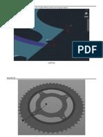 Roda Dentada 3D