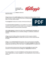 Kellogg´s description