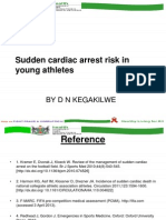 Sudden Cardic Arrest