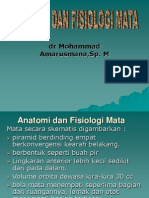 anatomi fisiologi mata ppt