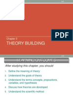 Chapter 3 Theory Building (1)