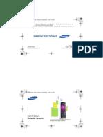 Manual de Usuario SGH-F250L