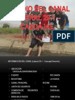 Evaluacion Del Canal Sublateral 29.1