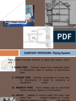 Sanitary Pipe Work