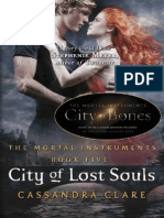 City of Lost Souls by Cassandra Clare - sample chapter