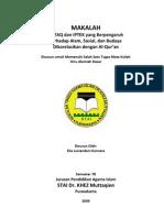IAD - Imtaq Dan Iptek