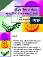 Manual Pentru o Viata Emotionala Sanatoasa
