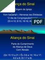 4. Aliança do Sinai
