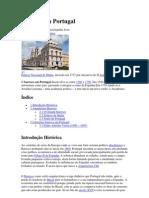 Historia Do Barroco Em Portugal