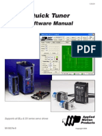 Quick Tuner Software Manual