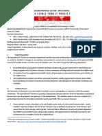 MPA Funding Proposal AREC
