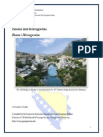 CERES Country Profile - Bosnia and Herzegovina