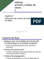 DCCN Cap 7 Español   - Protocolos de control del enlace de datos