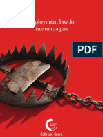 Employment law for line managers