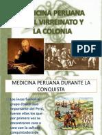 Medicina en El Virreinato y La Colonia