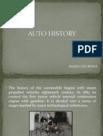 Auto History