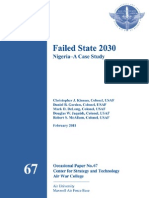 Nigeria Failed State2030