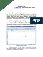 Modul Microsoft Excelok