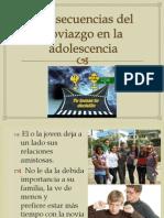 Consecuencias Del Noviazgo en La Adolescencia
