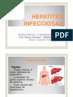 HEPATITES INFECCIOSAS