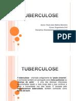 TUBERCULOSE [Modo de Compatibilidade]