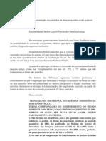MP AM - Parecer Férias - MT BOM - STF sem RJU