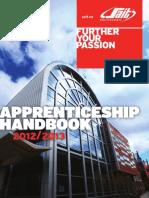 Current Apprenticeship Handbook