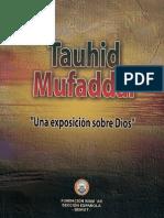 Tauhid Mufaddal, una exposición sobre Dios