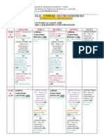 4º PERIODO ARQUEOLOGIA - Segundo semestre 2013