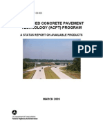 Advanced Concrete Pavement Program